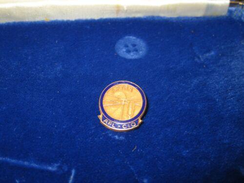 vintage AFTRA AFL-CIO Lapel Pin American Federation of Television & Radio Artist