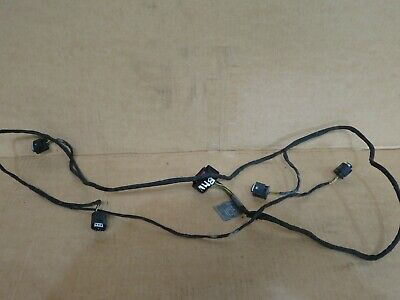 BMW 5 SERIES E61 2006 PARKING SENSOR WIRING LOOM P/N: 6928366