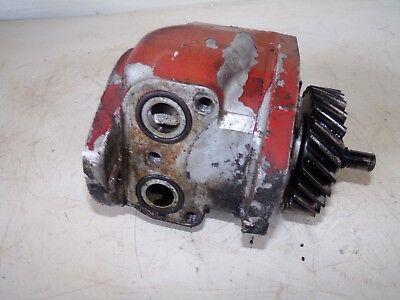Farmall 400 Wheatland Diesel Tractor Hydraulic Pump