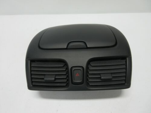 2000-2005 Nissan Sentra CENTER DASH STORAGE VENTS COMPARTMENT GLOVE BOX BLACK