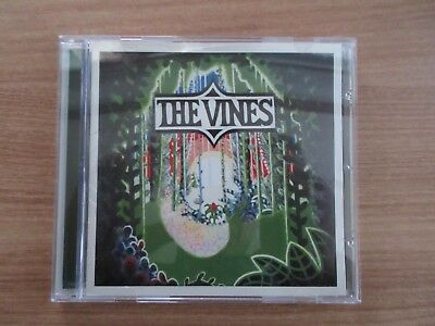 The Vines ‎– Highly Evolved Rare Korea Promo CD 2002
