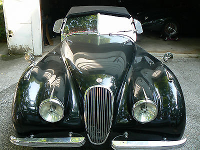 Image 7 of Jaguar: XK 120 Nice,…