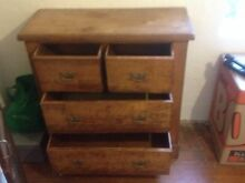 Antique Chest of Drawers Summer Hill Ashfield Area Preview