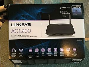 Linksys AC1200 Smart Wi-Fi Router