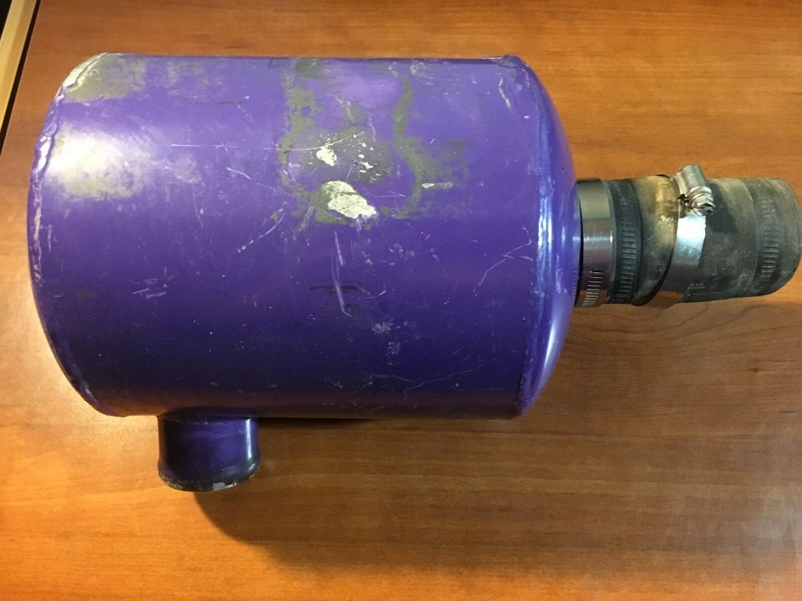 1996 Seadoo Bombadier 600xp Exhaust Muffler Water Box