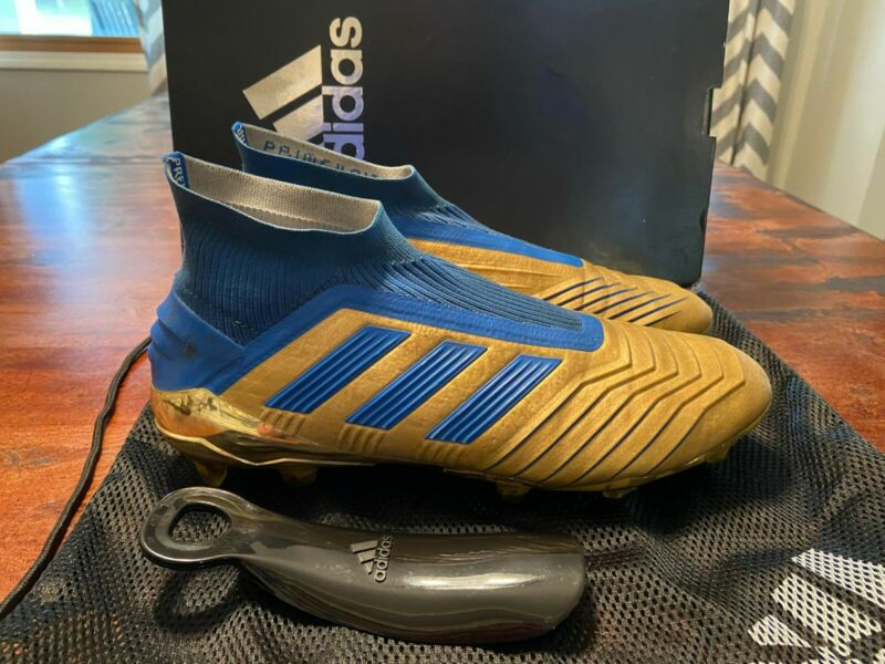 Adidas Predator 19+ FG Gold