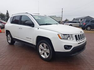 * 2011 JEEP COMPASS NORTH 4X4, FULLY INSPECTED * 6MTH WARRANTY *
