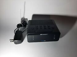 Emerson CKS1900 SmartSet Alarm Clock Radio