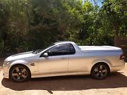 Holden SS Thunder Ute 2011 Tolga Tablelands Preview