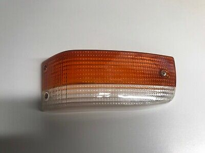 GENUINE Saab 99 1972-1976 N/S LH Front Indicator Cover Lamp Light  8508699 N.O.S