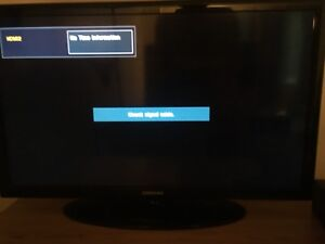 "1080p 32"" Samsung LED TV PRICE REDUCED"