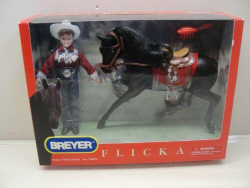 NEW 2006 BREYER FLICKA GIFT SET PONIES HORSE #750012