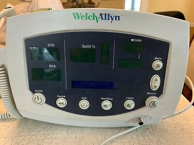 Welch Allyn 53nto Patient Vital Signs Monitor
