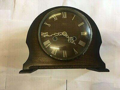 8 Day Striking Mantel Clock