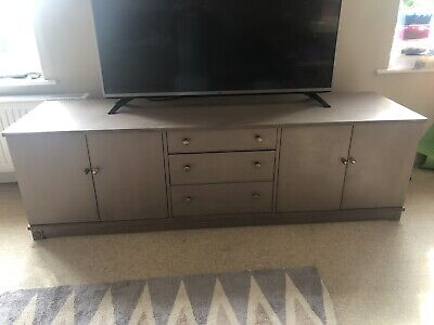 Sideboard Cabinet Console Table Cupboard Draws Tv Stand Unit Vintage Shabby Chic