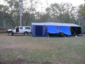 Camper Trailer- Castaway Off Road Rockhampton Rockhampton City Preview