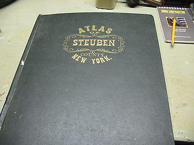 ATLAS  OF  STUBEN  COUNTY  1873  No. 97  OF 300 COPIES