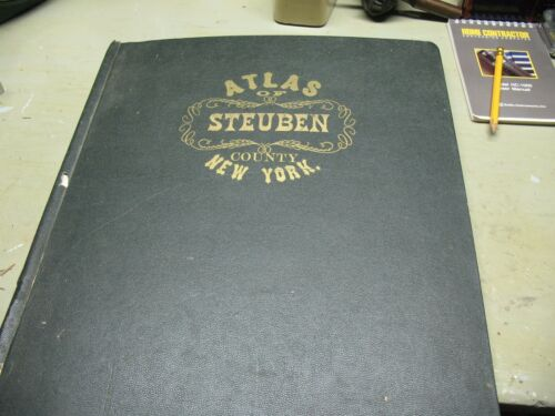 ATLAS  OF  STUBEN  COUNTY  1873  No. 97  OF 300 COPIES