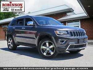 2016 Jeep Grand Cherokee Limited LUXURY 2 Edition