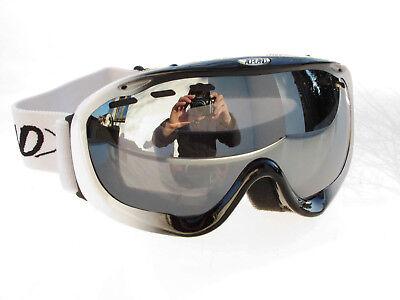 Alpland Skibrille für Frauen Ski  Damenbrille auch für Brillenträger