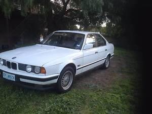 1989 BMW 535i Sedan Kingston Kingborough Area Preview