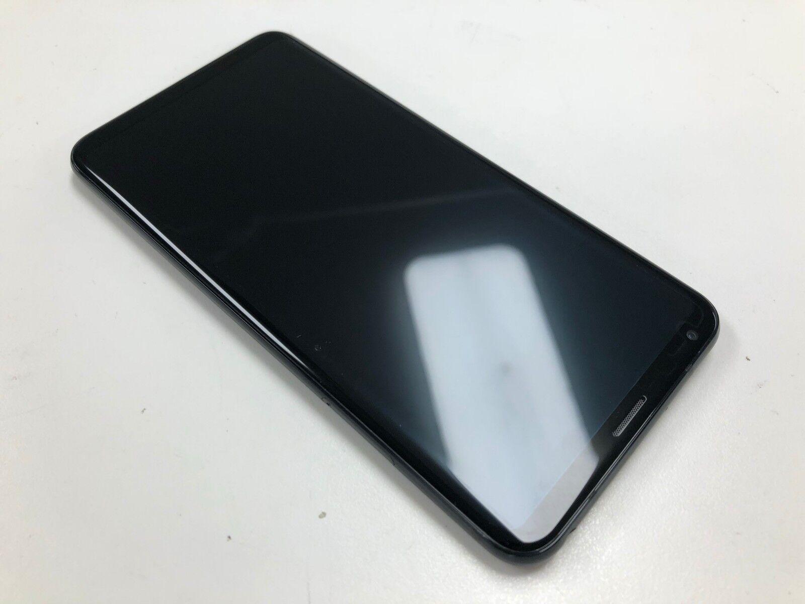Android Phone - LG V30 US998- 128GB - Titan Black (Factory Unlocked) Smartphone 9/10