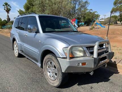 2003 Mitsubishi Pajero SUV 7 seaters $7500 Para Hills Salisbury Area Preview