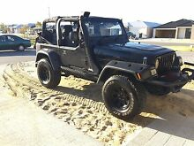 """"""" JEEP TJ 06 SALE OR SWAP """""" Whiteman Swan Area Preview"