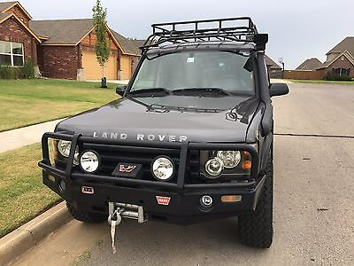 land rover discovery ii 2003 se disco 2 offroad lifted used land rover discovery for sale in. Black Bedroom Furniture Sets. Home Design Ideas