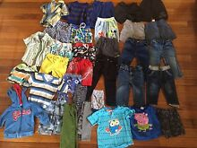 Boys 1-2 winter wardrobe Hope Island Gold Coast North Preview