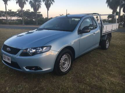 2009 Ford FG ONE TONNE Redcliffe Redcliffe Area Preview