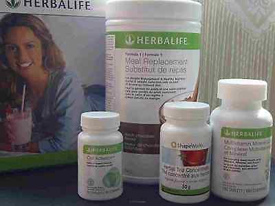 Herbalife Quick Start Weight Loss Program  Pick You Flavor