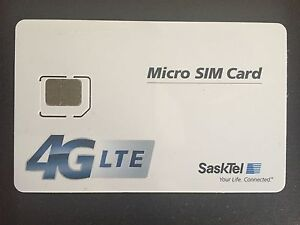 Canada Virgin Mobile Travel Sim Card
