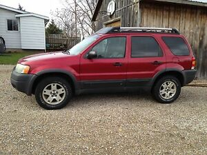 2004 Ford Escape Sport FWD/4WD