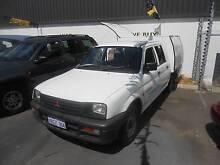 2000 Mitsubishi Triton Diesel Dual Cab Ute Wangara Wanneroo Area Preview