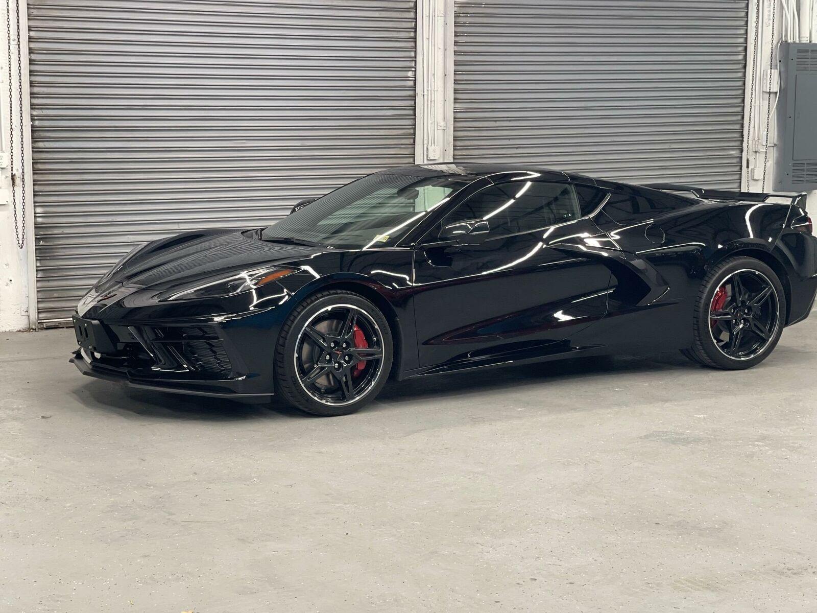 2021 Black Chevrolet Corvette  2LT | C7 Corvette Photo 5