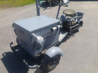 Cushman 3 Wheel Package Delivery Scooter Model 67