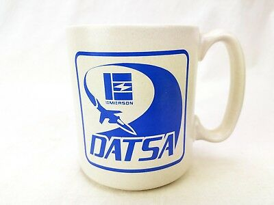 Emerson Electric DATSA Air Force Systems Command Coffee Mug