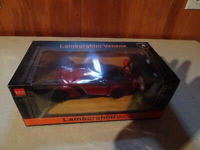 Remote Control Car Lamborghini Veneno Sport Racing 1 24 R C Bcp Best Choice Prod