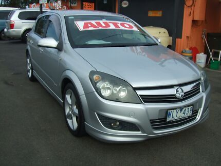 2007 Holden Astra Sri 5 Door Hatchback Frankston Frankston Area Preview