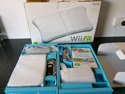 Wii console combo