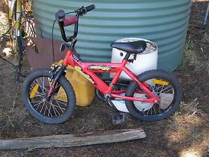 """childs bicycle, gear up, 16"""" tyres Beaufort Pyrenees Area Preview"""