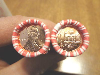 P and D mint rolls BU US Mint LP2 2009 • Sealed Box