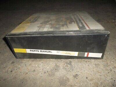 Grove Rt760e Rough Terrain Crane Factory Parts Catalog Manual