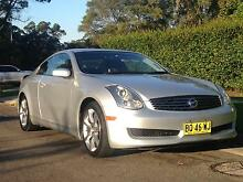 2005 Nissan Skyline Coupe Normanhurst Hornsby Area Preview