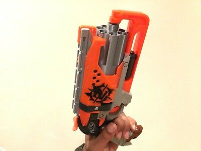 SSWI Hammershot 7 Shot Barrel NERF Mod Upgrade For Hammer Shot Increase Shots