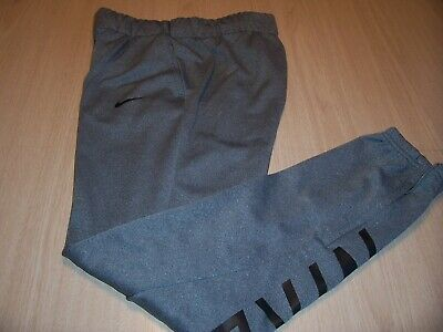 NIKE DRI-FIT GRAY SWEATPANTS MENS XSMALL EXCELLENT CONDITION