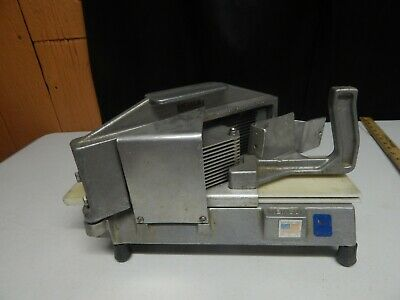 Vintage Nemco Nsf Commercial Small Meat Slicer Made In Usa