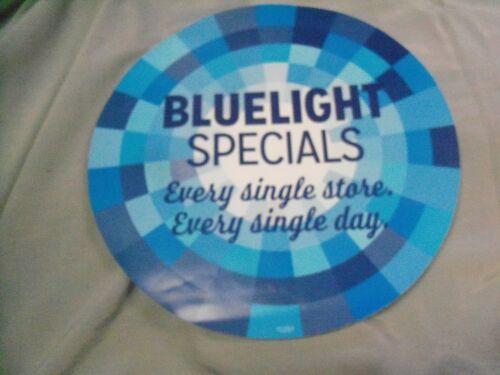 "K-Mart, BlueLight Specials, Floor Sticker, 16"" in Diameter, NOT USED"