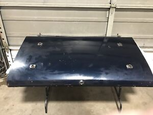 1965 Mustang Coupe Trunk lid